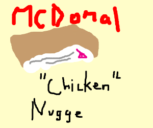 What's actually in a McDonald's Chicken Nugge