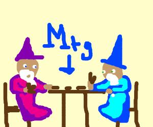wizards convene