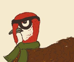Hipster Turkey