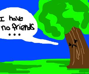 sad lonely trees :( :( :(