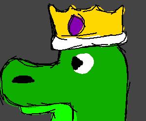 King aligator