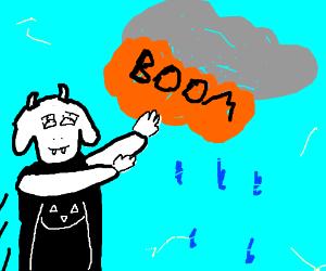 toriel rainboom?