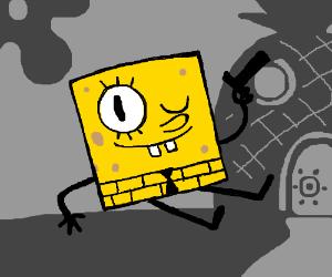 SpongeBill CipherPants