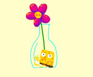 Spongebob The Airplane Drawception