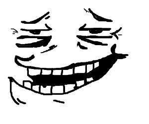weird face drawing by the sangheili drawception