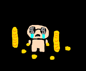 The Binding of Isaac cash in