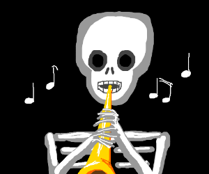 skeletton kenny G