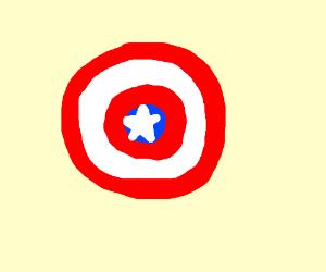 Captain America's sheild