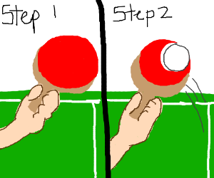 How to play pingpong tutorial.