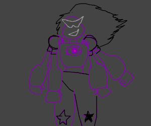 Sugilite from Steven Universe
