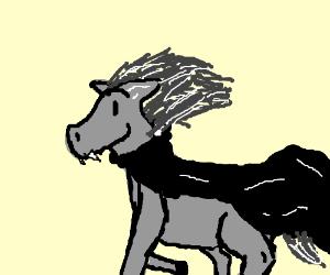 Vampire pony