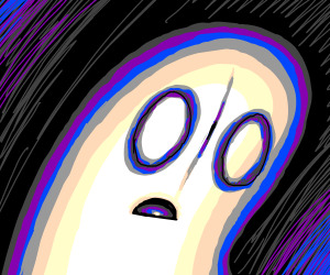 The ghost guy from Undertale