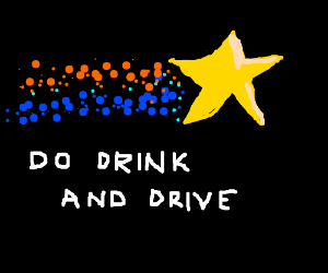 Crude Do Drink and Drive PSA