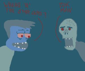 leftover zombies