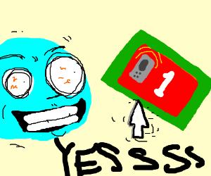Drawception notification? YESSSS!