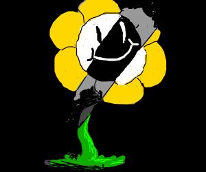 Darkness flower