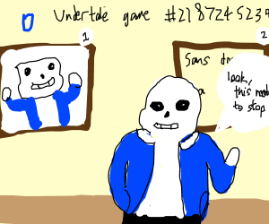 All these Undertales games need to stop