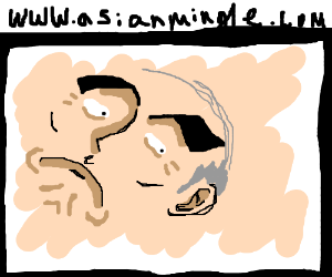 Old man's selfie for asianmingle.com