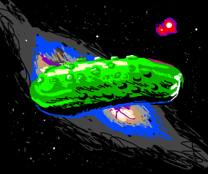 Space Pickle