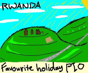 Favorite Holiday PIO
