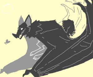 Bat-Fox-Dog!