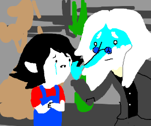 Simon and Marcy (IM NOT CRYING, YOU ARE)