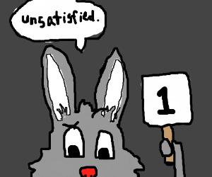 Rabbit says 1/10