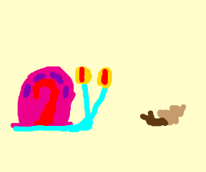 Gary and some other snail