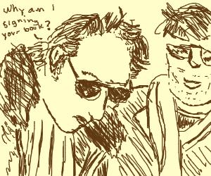 Inquisitive John Lennon