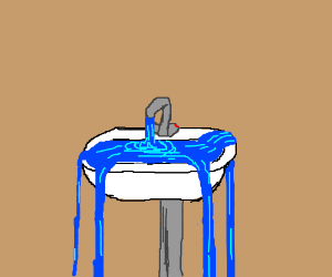 Draw A Sink Please Drawception