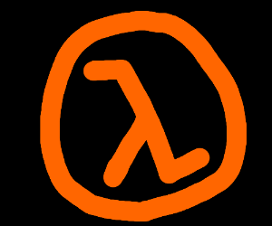 Half-Life Lambda Logo - Drawception