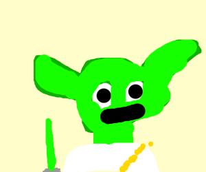Greek Yoda