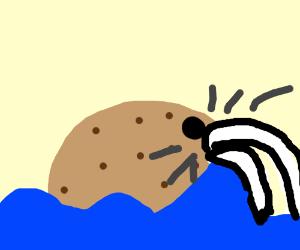 Baby Walrus Potato!