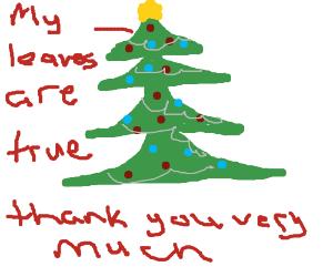 O Tannenbaum, o Tannenbaum Wie treu sind dein
