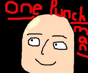One Punch Garbage
