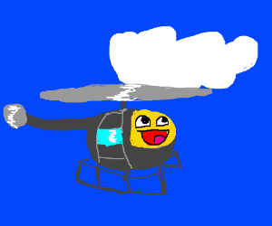Rofl/Lol Helecopter