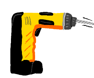 This is a drill