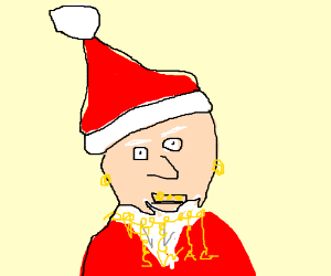 #SantaSwag