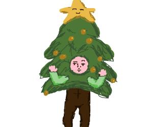 I AM A CHRISTMAS TREE