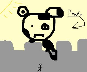 Attack on TITAN PANDA