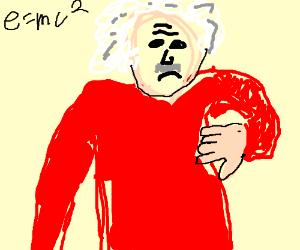 Einstein disliked your post !