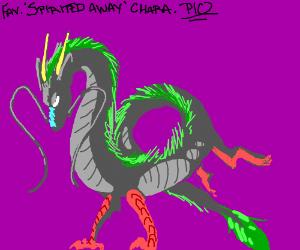 fav. spirited away character P.I.O.