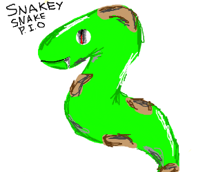 Snakey Snake PIO