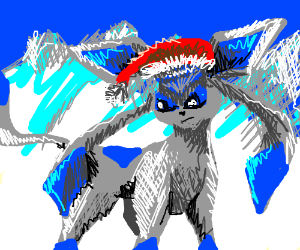 Christmas Glaceon