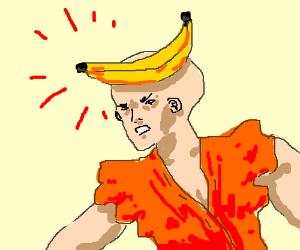 Ken with Banana hair