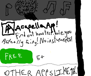 The Acapella App