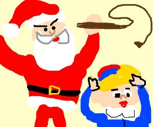 Santa's slave