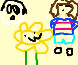 H0I Im Fl0WE, Fl0we the Flower