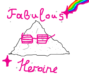 Fabulous Super Heroine