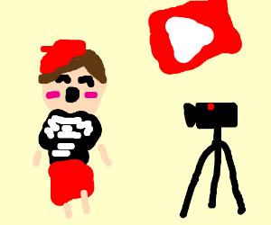 Draw a French Youtuber (PIO)